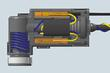VOSS electrically heated SCR coupling design